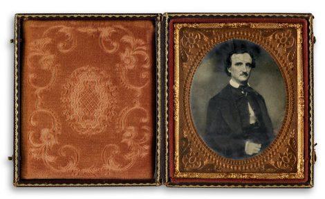 Edgar Allan Poe Ferrotype 6eme de plaque 37500$